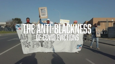 THE ANTI-BLACKNESS OF COVID EVICTIONS | 2020